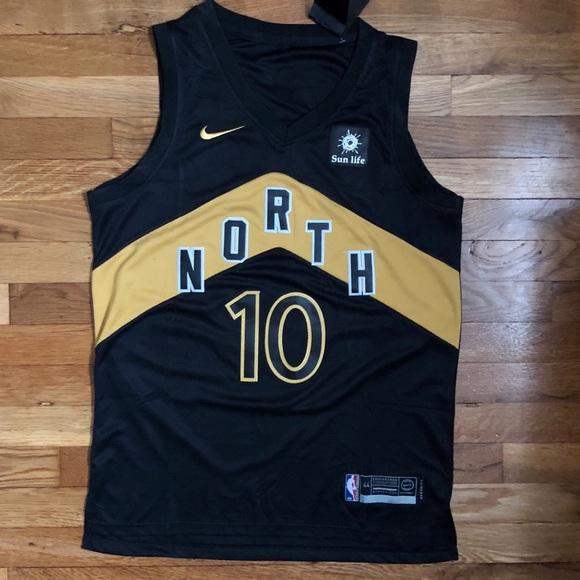 pick up 2c8ef a0720 Demar DeRozan Toronto Raptors NORTH Jersey 🔥🔥🔥 NWT